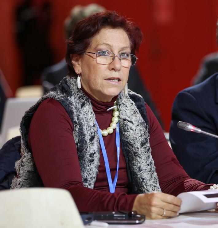 Rita Mishaan, Guatemala